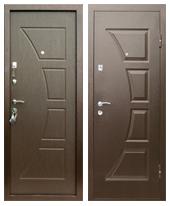 Входные металлические двери Кондор 801: цена и характеристики