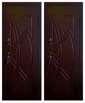 Входные металлические двери Кондор МК-М: цена и характеристики