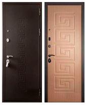 Входные металлические двери Кондор Греция: цена и характеристики