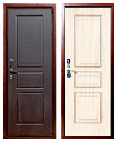 Входные металлические двери Кондор М3 Люкс: цена и характеристики