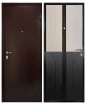 Входные металлические двери Кондор Сапсан 1: цена и характеристики